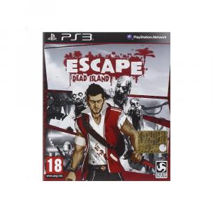 Escape Dead Island - Usato - PS3
