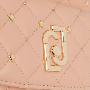Zainetto con borchie cameo rose LIU JO