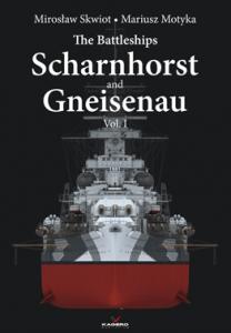 Battleships Scharnhorst and Gneisenau vol. I