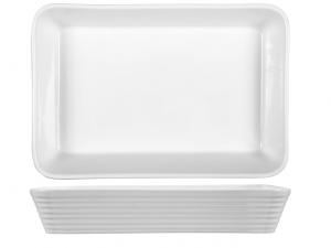 Pirofila forno in porcellana rettangolare 40x27