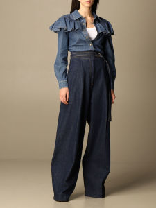 Camicia di jeans philosophy di lorenzo serafini