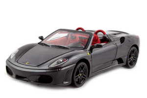 F430 Spider 2005 Black Daytona 506 Limited 509 Pcs 1/18 Bbr