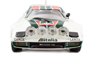 Lancia Stratos HF 1976 Rally Monte Carlo Winner #10 1/18 Kyosho