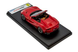 Ferrari 812 Gts Rosso Corsa Ds 322 1/43 Looksmart
