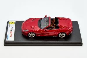 Ferrari 812 Gts Rosso Anni 70 1/43 Looksmart
