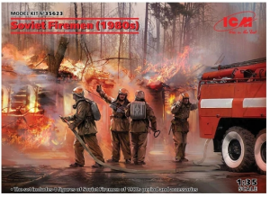 Soviet Firemen (1980's)