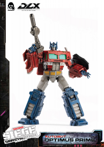 *PREORDER* Transformers War of Cybertron DLX: OPTIMUS PRIME by ThreeZero