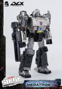 *PREORDER* Transformers War of Cybertron DLX: MEGATRON by ThreeZero
