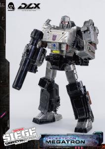 *PREORDER* Transformers War of Cybertron DLX: MEGATRON by ThreeZero