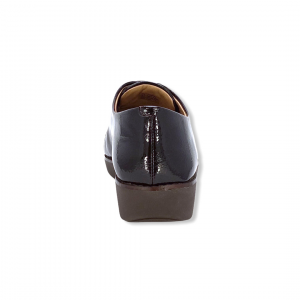 FitFlop - Derby Crinkle Patent