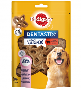 Pedigree - Dentastix Chewy Chunx - 68gr