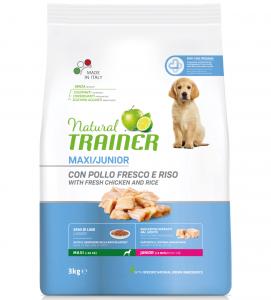 Trainer Natural - Maxi - Puppy&Junior - 12 kg