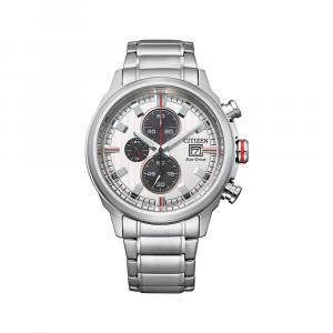 Orologio in Acciaio da Uomo Collezione 2020 Crono Sport Cassa 43mm  - Main view