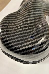Pellicola per cubicatura effetto Carbonio 12