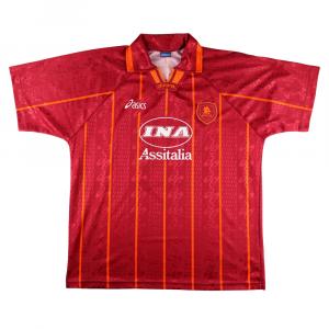 1996-97 Roma Maglia #9 Balbo Home L