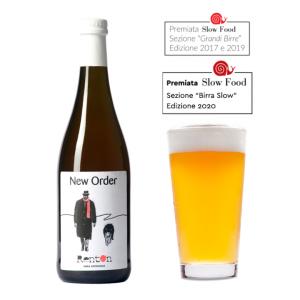 Birra New Order  - 33cl/75cl - Premiata Slow Food
