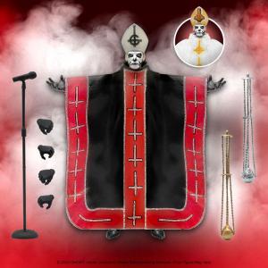 *PREORDER* Ghost Ultimates: PAPA EMERITUS by Super7