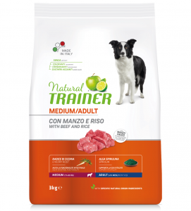 Trainer Natural - Medium - Adult - 3 kg