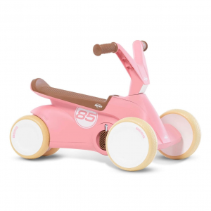 Go-Kart BERG GO2 Rosa Retro