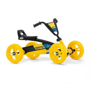 Go kart a pedali per bambini BERG Buzzy BSX Giallo