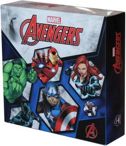 Accappatoio Avengers Bambino 2-3 anni 4-5 anni 6-7 anni 8-9 anni 100% cotone