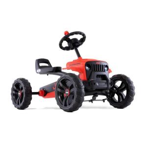 Go kart a pedali per bambini BERG Buzzy Jeep Rubicon