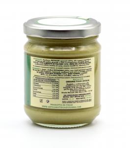 Crema di pistacchio siciliano 180 grammi