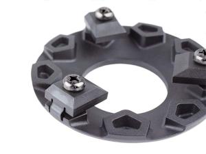 G-Sport Gland MK5 Proteggi mozzo anteriore | Colore Black