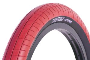 Sunday Street Sweeeper Copertone | Colore Red