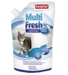 Beaphar - Deodorante Lettiera -  Multi Fresh - 400gr