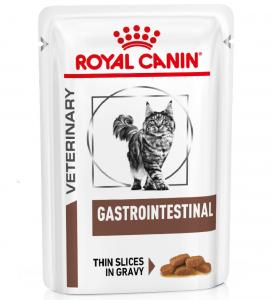 Royal Canin - Veterinary Diet Feline - Gastrointestinal - BOX 12 bustine 85g
