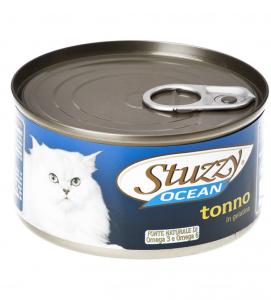 Stuzzy Cat - Ocean - 185g x 6 lattine