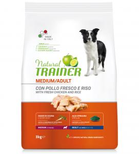 Trainer Natural - Medium - Adult - 12 kg