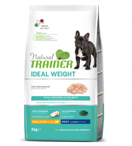 Trainer Natural - Small&Toy - Ideal Weight - Carni Bianche - 2 kg