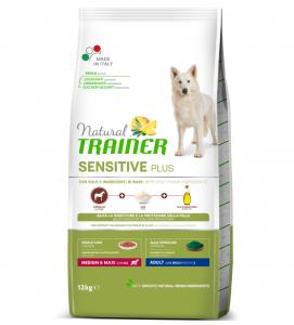 Trainer Natural Sensitive Plus - Medium/Maxi - Adult - 12 kg