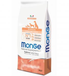 Monge - Natural Superpremium - All Breeds Puppy&Junior - 12 kg
