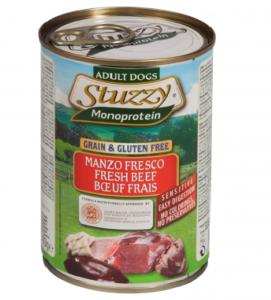 Stuzzy Dog - Monoprotein - 400g x 6 lattine
