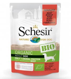 Schesir Dog - Bio - Adult - 85g x 6 buste