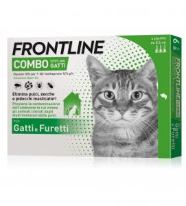 Frontline - Combo Gatto - 6 pipette