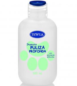 Tewua - Shampoo Ph Fisiologico - Pulizia Profonda 500ml