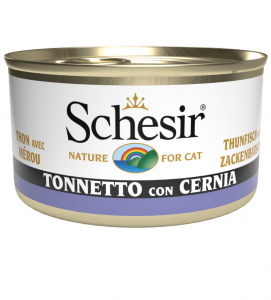 Schesir Cat - Specialità di Mare - In Gelatina - 85g x 6 lattine