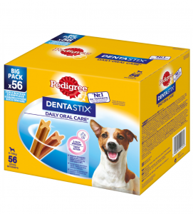 Pedigree - Dentastix Small - 56 pezzi