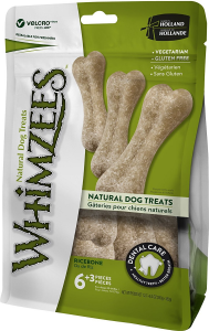 Whimzees - Snack Dentale Vegetale - Osso di Riso
