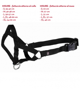 Trixie - Top Trainer - Museruola Addestramento - L/XL