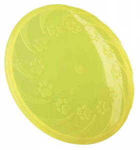 Trixie - Frisbee - TPR Galleggiante - ø22 cm