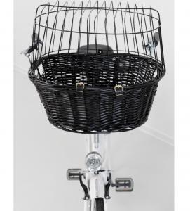 Trixie - Trasportino Anteriore - Cesto Vimini - Fino a 5kg
