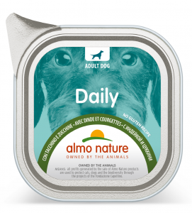 Almo Nature - Daily Dog - Adult - 100g x 16 vaschette