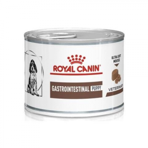 Royal Canin - Veterinary Diet Canine - Gastrointestinal Puppy - 195g x 6 lattine