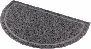 Trixie - Tappetino Cassetta Igienica - Semicircolare 59x35 cm