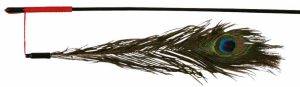 Trixie - Canna da Pesca con Piuma